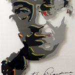 titus brandsma portret op glas